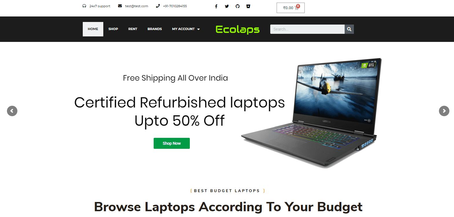 best website desgining company in tamilnadu